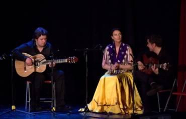 Flamencostuudio Fiesta kontserdil 18.mail…