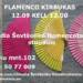 FLAMENCO KIRBUKAS 12.SEPTEMBRIL KELL 12.00